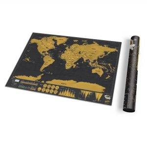 Kazımalı Dünya haritası