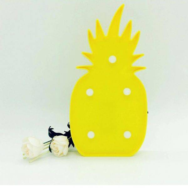 Ananas Kutu Led Lamba