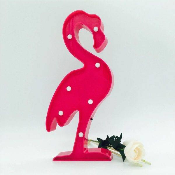 Flamingo Kutu Led lamba